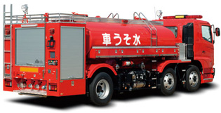 Fire Engines Ndc Nippon Dry Chemical